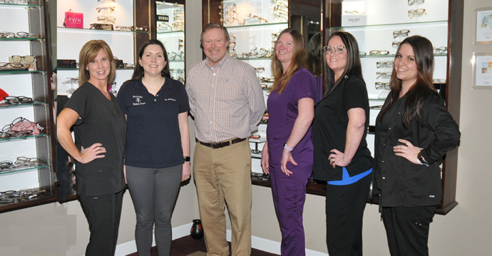Shallotte Vision Care Staff