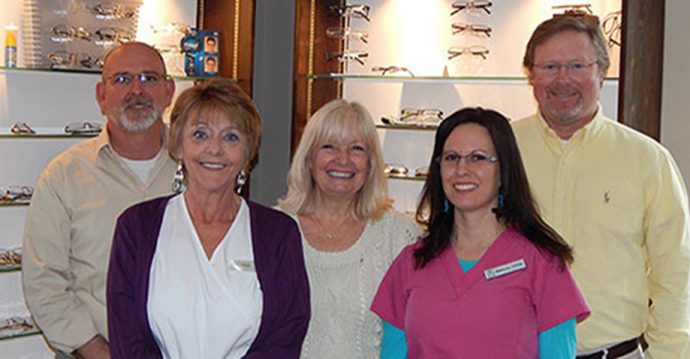Shallotte Vision Care Staff